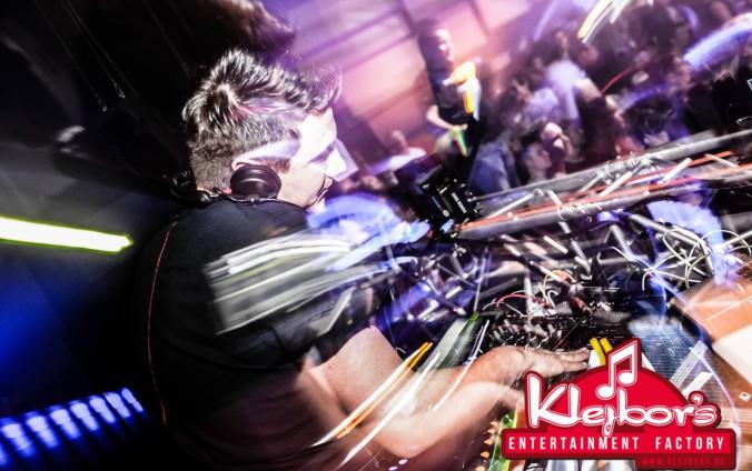 Club DJ Fabian Wegner